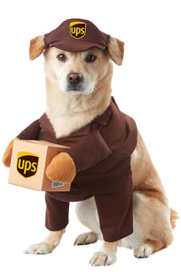 UPS Halloween Costume for Dogs