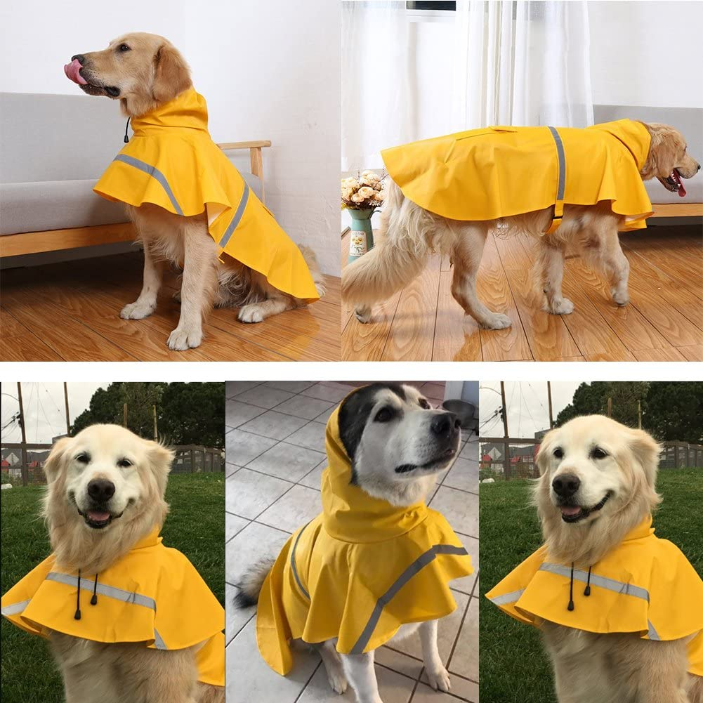 Dog Raincoat