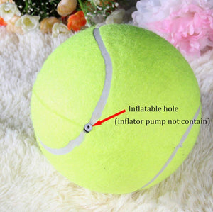 Large Tennis Ball For Dogs