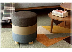 Upholstered Foot Stool - windypebble