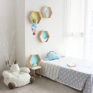 Nordic Wooden Shelves - windypebble