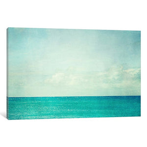 Aqua Dream by Lupen Grainne Canvas Print - windypebble