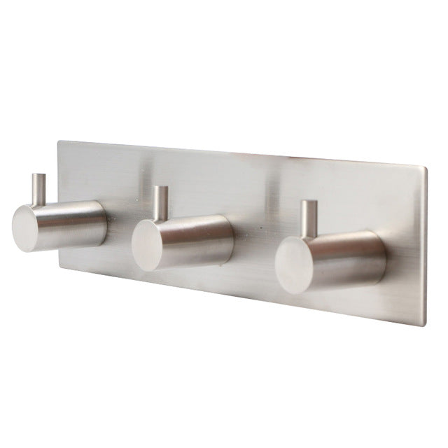 Stainless Steel Wall Hooks - windypebble