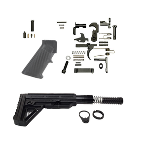 ALPHA Lower Build Kit For AR-15