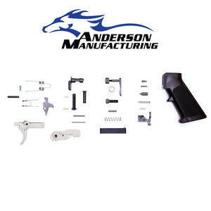 Anderson Manufacturing Lower Parts Kit (Stainless Hammer & Trigger)