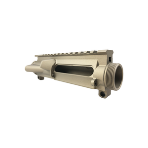 Stripped Upper Receiver For AR-15 (Burnt Bronze)