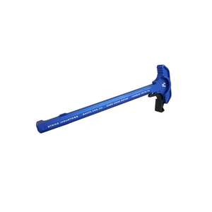 Strike Industries Extended Latch Charging Handle - Blue