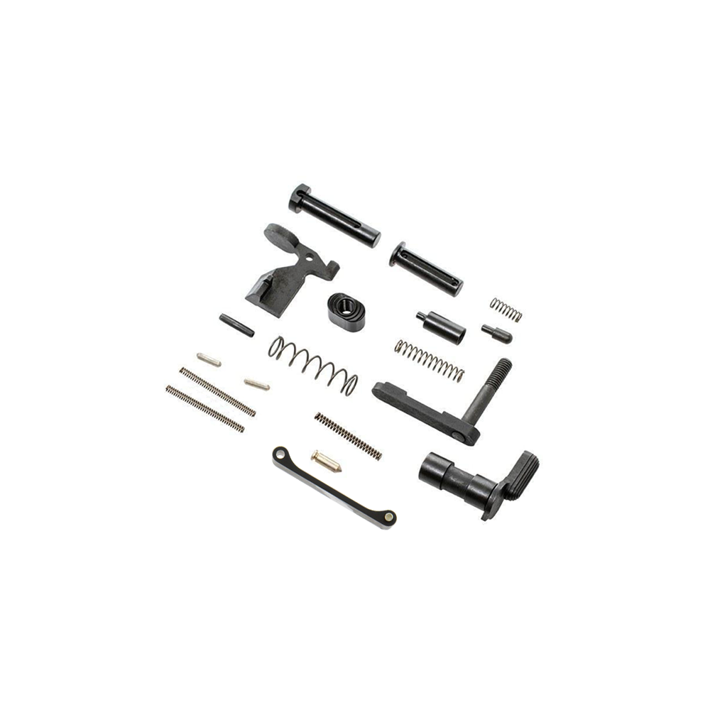 AR-15 Lower Parts Kit Minus Fire Control Group & Grip