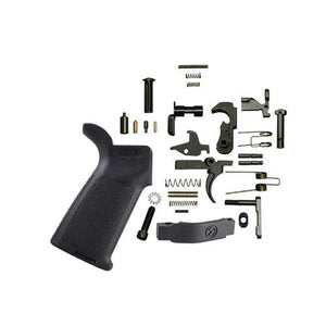 Ar-15 MOE Lower Parts Kit (Black)
