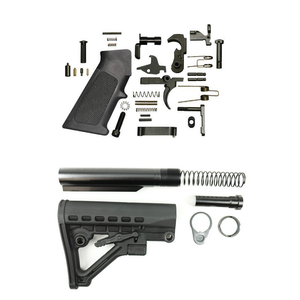 OMEGA Lower Build Kit For AR-15