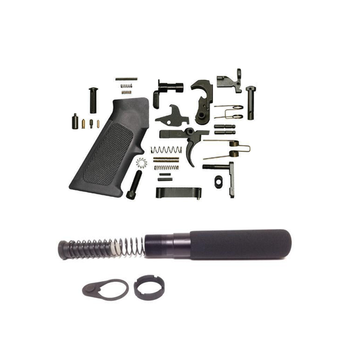 Pistol Lower Build Kit For AR-15