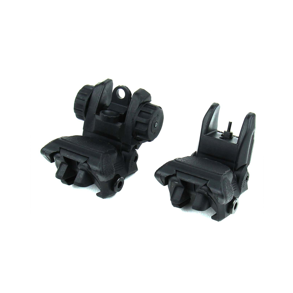 Polymer Back Up Sights