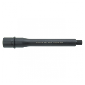 "7.5"" 9MM Barrel For Ar15"