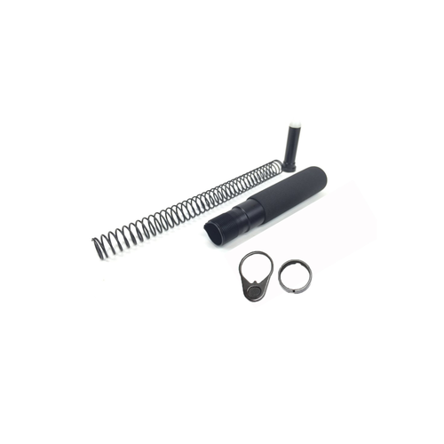 Pistol Buffer Tube Kit (Black)