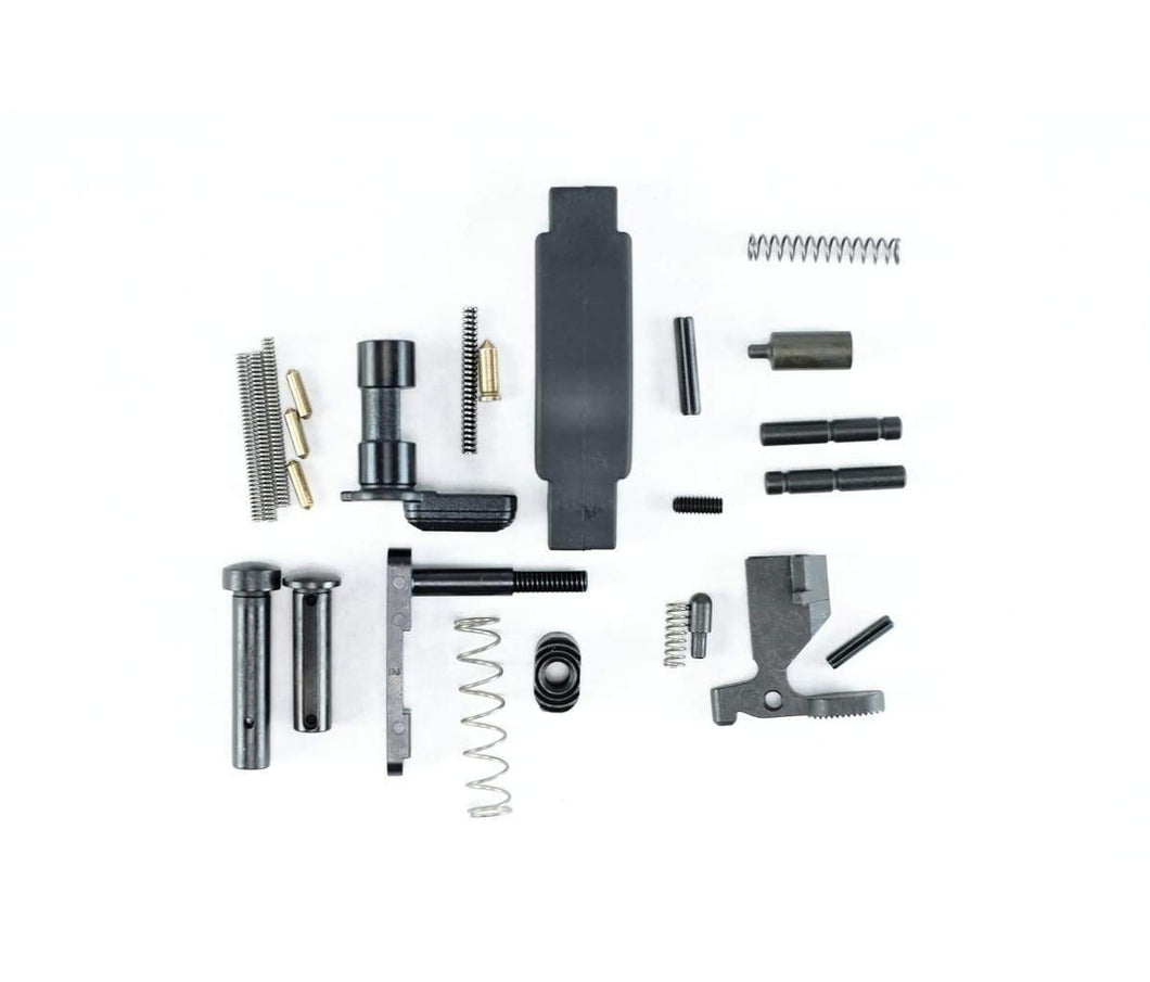 Dirty Bird Ar-15 Lower Parts Kit Minus Fcg & Pistol Grip Lower Parts Kit Ar15Discounts