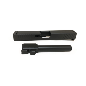 Slide And Barrel Combo For Glock 17