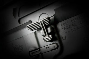 Strike Industries Extended Bolt Catch - AR15 Discounts