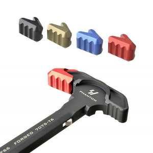 Strike Industries ISO-Tab for Phantom Latchless Charging Handles (Red, Blue, FDE or Black)