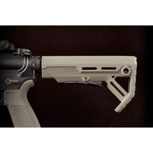 Strike Industries Viper MOD-1 Stock (Black, FDE, Red, Blue)