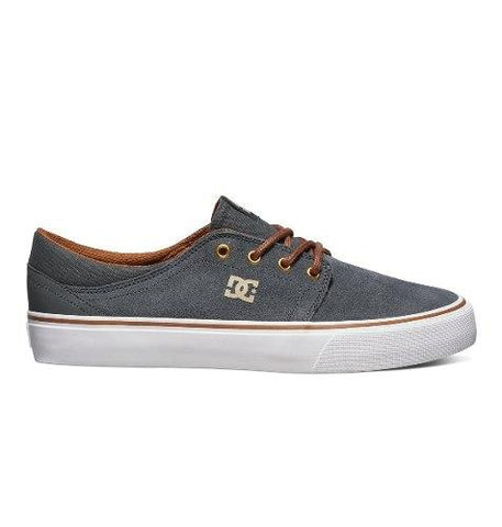 Tenis Dc Trase Sd Hombre Gris Adys100172cha