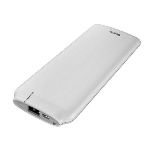 Power Bank Cargador Portátil Besiter Hiker 05 Blanco 5000mah