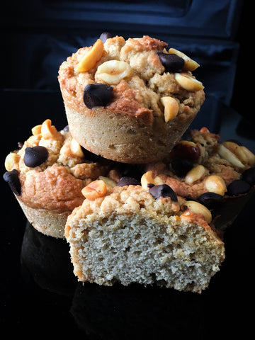 PEANUT BUTTER MUFFIN