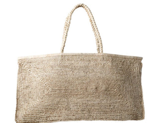 Made in Mada Alice Bag 3XXL - Natural - LUXAMORE AUSTRALIA