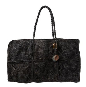 Made in Mada GABY Bag - Black - LUXAMORE AUSTRALIA
