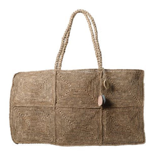 Made in Mada GABY Bag - Natural - LUXAMORE AUSTRALIA