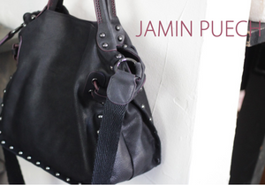 Jamin Puech LUCIEN PM Cross Body and Shoulder Bag - Black - LUXAMORE AUSTRALIA