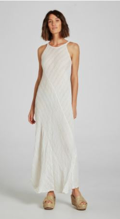 Estilo Emporio Passage Dress - Panna White