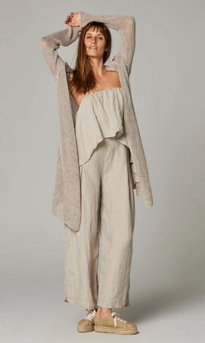 Estillo Emporio Papillion Jumpsuit - Natural