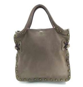 Jamin Puech LUCIEN PM Cross Body and Shoulder Bag - Taupe - LUXAMORE AUSTRALIA