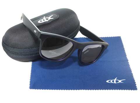 CDX Sunglasses The Ban Smoke