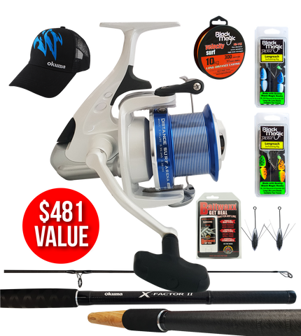 Okuma XFactorII and Distance Arena Surf Special