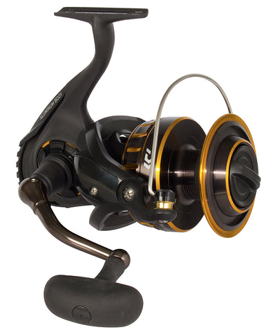 Daiwa BG16 3000 Blue backer LJ662MHS Slow Jig Combo