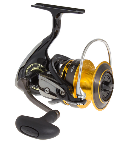 Daiwa Exceler 3000 / Blue Backer MS Slow Jig Spin Combo