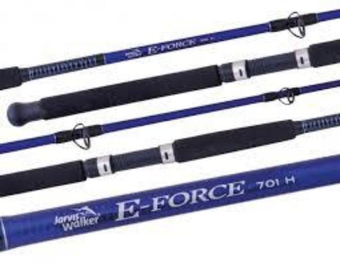 Jarvis Walker E-Force 601MH Spin Rod
