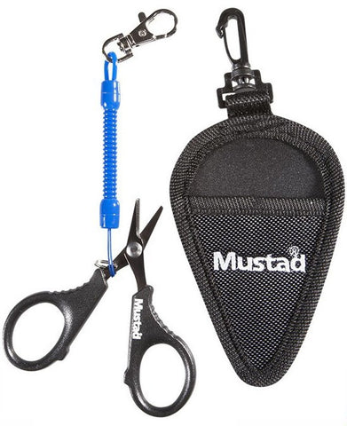 Mustad Micro Braid Scissors