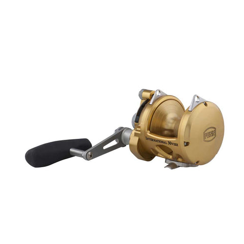 PENN International 30 VISX Open Top Game Reel