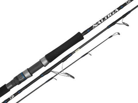 Daiwa Saltiga J63MLS Slow Jig Rod