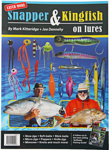 Snapper & Kingfish on lures