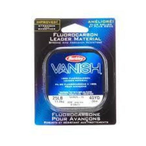 Vanish Fluorocarbon Leader