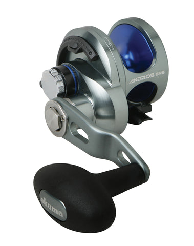 Okuma Andros 5 Narrow And Nano Matrix 631M Slow Jig Combo