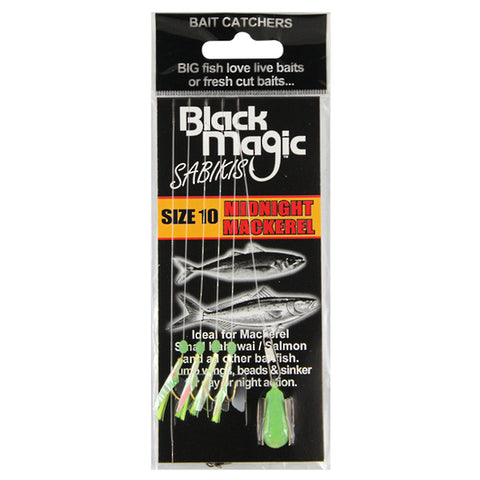 Black Magic Sabiki