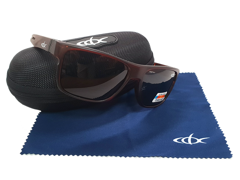 CDX Sunglasses Hipster Smoke