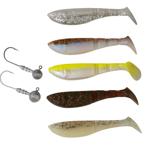 Savage Gear LB Pro 4Play Shad Kit