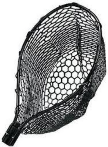 Kayak Landing Rubber Net