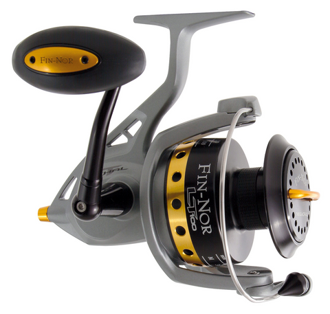 Fin-Nor Lethal 100 / LTS56-325 Jigging Set