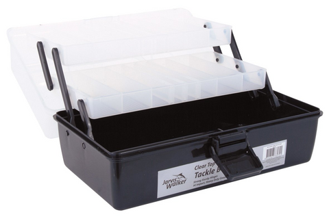 Clear Top Tackle Box